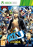 Persona 4 Arena: Ultimax Edition Xbox 360