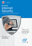 McAfee Internet Security 2015 3PC PC Software