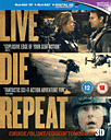 Edge Of Tomorrow (3D) Blu-Ray