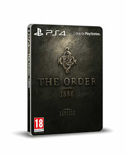 The Order: 1886 Limited Edition - Only at Game PlayStation 4