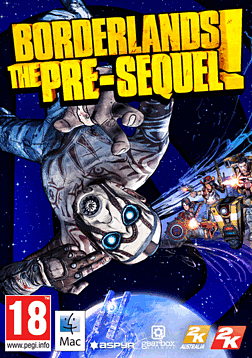 Borderlands: The Pre-Sequel (Mac) Mac