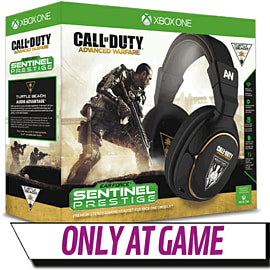 Call Of Duty: Advanced Warfare Sentinel Prestige Headset For Xbox One - Only at GAME Accessories