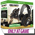 Call Of Duty: Advanced Warfare Prestige Sentinel Headset For Xbox One - Only at GAME Accessories