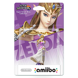 Zelda - amiibo - Super Smash Bros Collection Toys and Gadgets