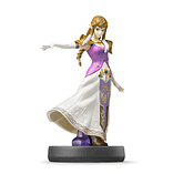 Zelda - amiibo - Super Smash Bros Collection screen shot 4