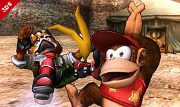 Diddy Kong - amiibo - Super Smash Bros Collection screen shot 1