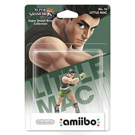 Little Mac - amiibo - Super Smash Bros Collection Toys and Gadgets