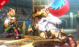 Pit - amiibo - Super Smash Bros Collection screen shot 1