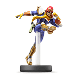 Captain Falcon - amiibo - Super Smash Bros Collection screen shot 5