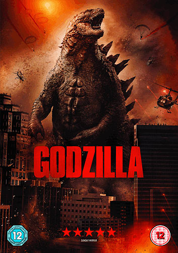 Godzilla on DVD at GAME.co.uk