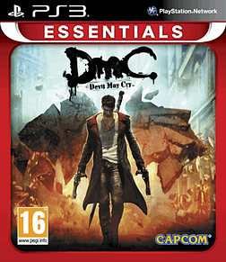 DmC: Devil May Cry (PS3 Essentials) PlayStation 3