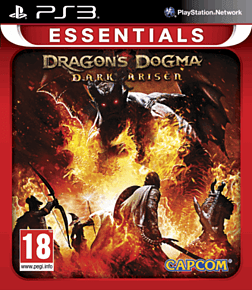 Dragon's Dogma Dark Arisen (PS3 Essentials) PlayStation 3