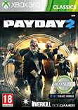 PayDay 2 Classic Xbox 360