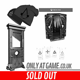 Assassin's Creed: Unity Notre Dame Edition With Executioner Pack - Only At GAME.co.uk Xbox One