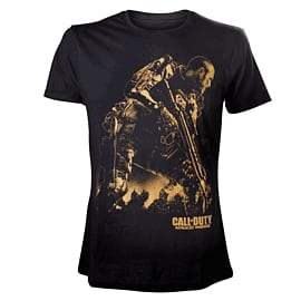Call Of Duty Advanced Warfare Character Print T-Shirt (Small) Clothing