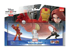 Disney INFINITY 2.0: Avengers Playset Pack Toys and Gadgets