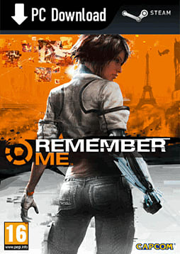 Remember Me PC Downloads Cover Art