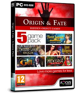 Origin & Fate - 5 Game Pack PC Games
