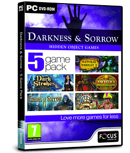 Darkness & Sorrow - 5 Game Pack PC Games