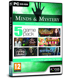 Minds & Mystery - 5 Game Pack PC Games