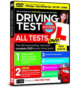 Driving Test Success All Tests DVD PC Games