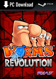Worms Revolution PC Games