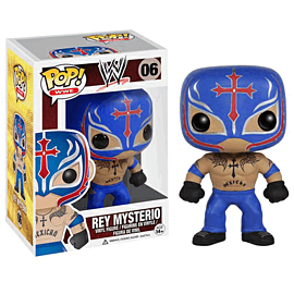 Funko POP! Vinyl - Rey Mysterio (WWE) Gifts and Gadgets
