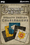 Crusader Kings II: Dynasty Shields Charlemagne Pack PC Games