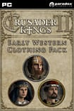 Crusader Kings II: Early Western Clothing Pack PC Games