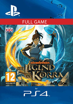 The Legend of Korra PlayStation Network