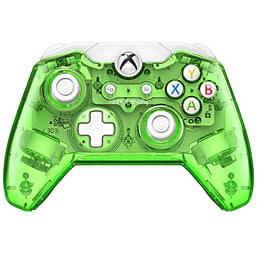 Rock Candy Xbox One Wired Controller - Aqualime Accessories