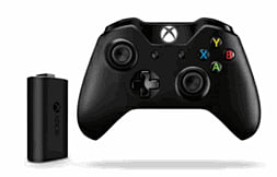 Xbox One Wireless Controller + Play & Charge Kit Accessories
