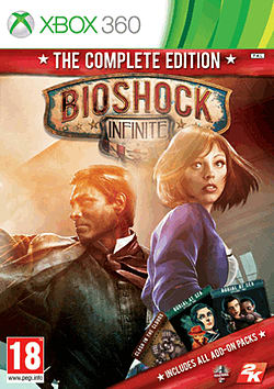 Bioshock Infinite: The Complete Edition - Only at GAME Xbox 360