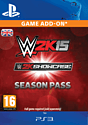 WWE 2K15 Showcase Season Pass (PS3) PlayStation Network
