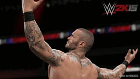 WWE 2K15 Showcase Season Pass (PS3) screen shot 1