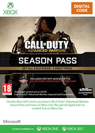 Call of Duty: Advanced Warfare Season Pass Xbox Live