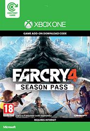 Far Cry 4 Season Pass (Xbox One) Xbox Live