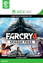 Far Cry 4 Season Pass (Xbox 360) Xbox Live