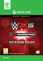 WWE 2K15 Showcase Season Pass (Xbox One) Xbox Live