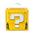 Super Mario Question Mark Block amiibo Carry Case Accessories