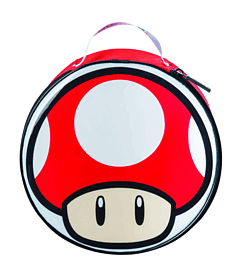 Super Mario Mushroom amiibo Carry Case Accessories