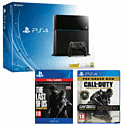 PlayStation 4 with Call of Duty: Advanced Warfare Day Zero and The Last of Us Remastered download PlayStation-4