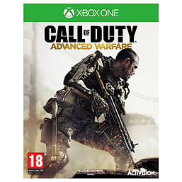 Call of Duty: Advanced Warfare Xbox One Cover Art