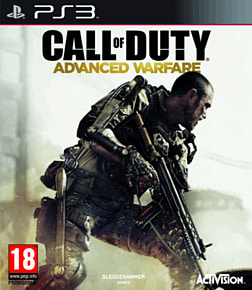 Call Of Duty: Advanced Warfare PlayStation 3 Cover Art