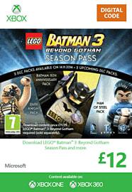 LEGO Batman 3: Beyond Gotham Season Pass Xbox Live