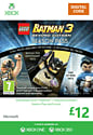 LEGO Batman 3: Beyond Gotham Season Pass Xbox Live