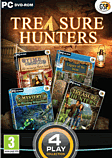 4 Play Collection - Treasure Hunters PC Games