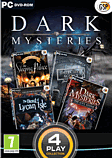 4 Play Collection - Dark Mysteries PC Games