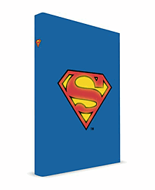 Superman Light Up Notebook Gifts