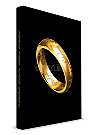 Lord of the Rings Light Up Notebook Gifts
